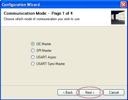 C language implementation of I2C slave mode using PIC16F1825