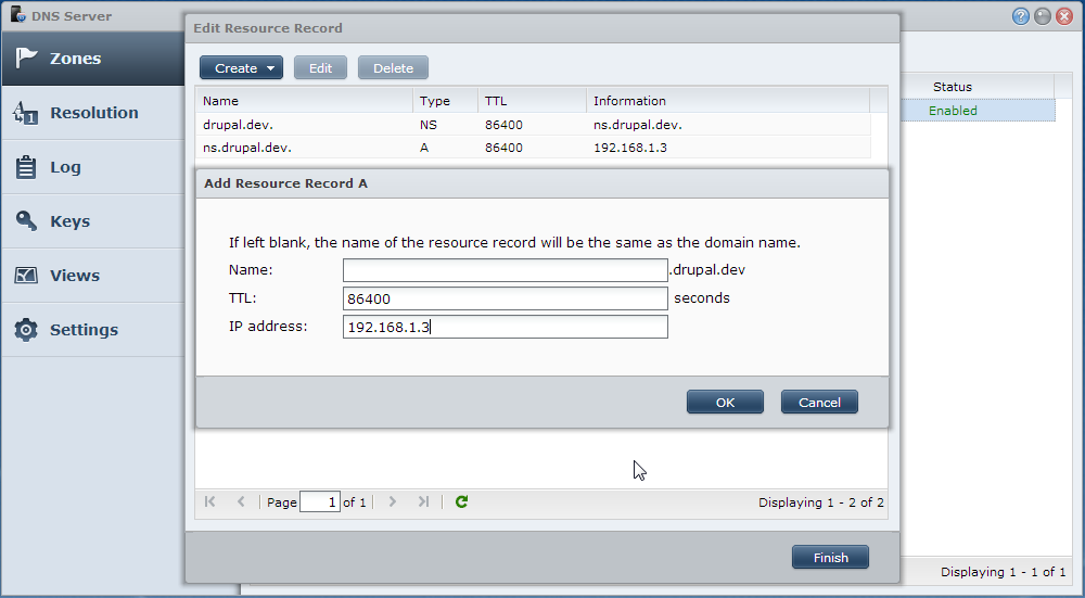 Setup Synology as local development environment walk-through | webfoobar